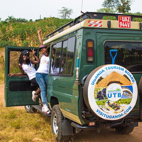 visit uganda - Cares Tour of Uganda sponsored by Uganda Tourism Board