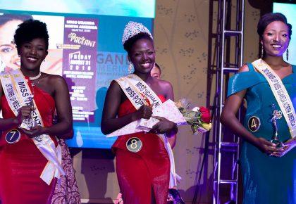 Shalom Aburu Crowned Miss Uganda North America 2018