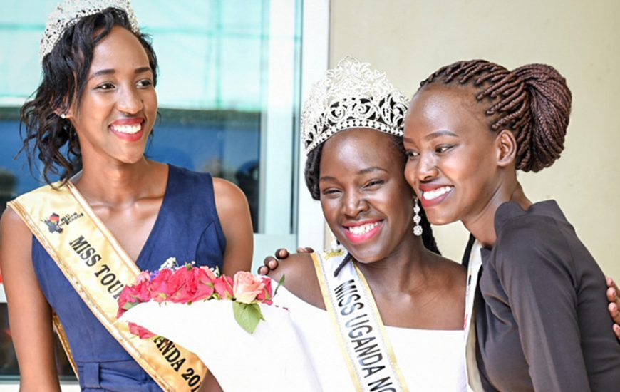 Queen Shalom Aburu Arrives in Uganda for 2019 Cares Tour